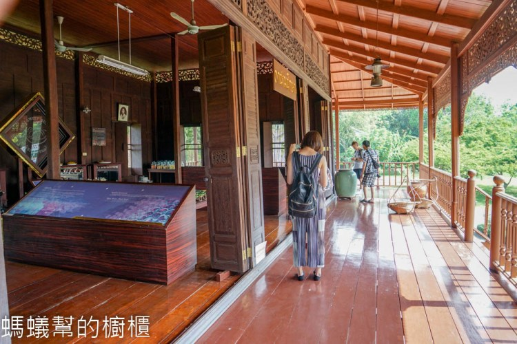 泰國泰式甜點博物館+皇室藝術公園 | 泰國華欣地區旅遊推薦,特色皇家行宮改造甜點博物館。