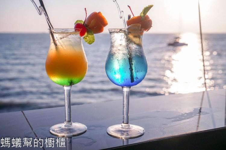 蘭卡威The Cliff Restaurant | 蘭卡威美食餐廳推薦,美味創意海鮮料理,絕美海景餐廳。