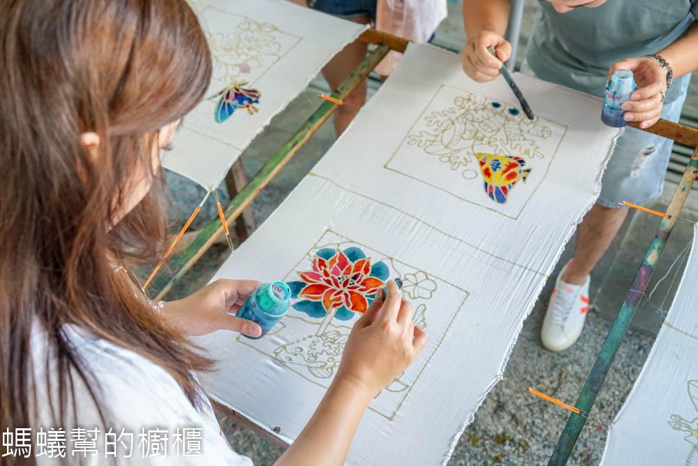 craft batik penang | 檳城手工蠟染體驗,來趟檳城傳統工藝之旅。