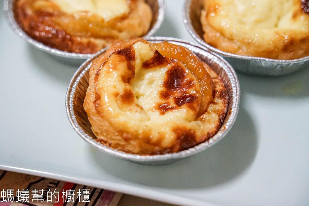 氣炸鍋葡式蛋塔   製作簡單完成度高,在家也能輕鬆做出酥脆葡式蛋撻。