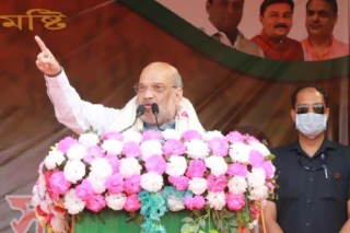 Maoists will get befitting rely at right time says Amit shah