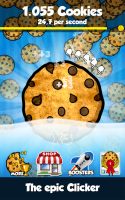 Cookie Clickers™ Screen