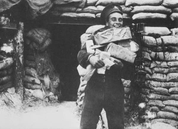 All Is Calm: The Christmas Truce of 1914   MPR News