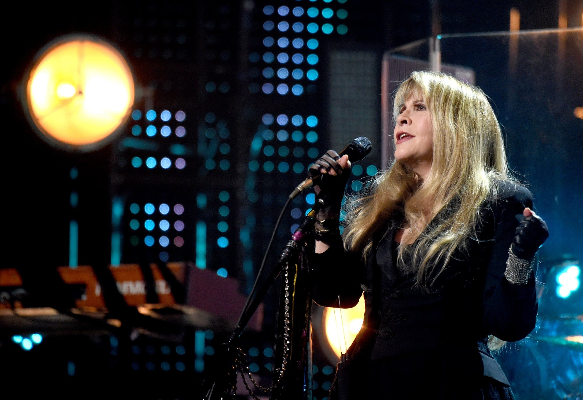 Today In Music History Happy Birthday Stevie Nicks The Current