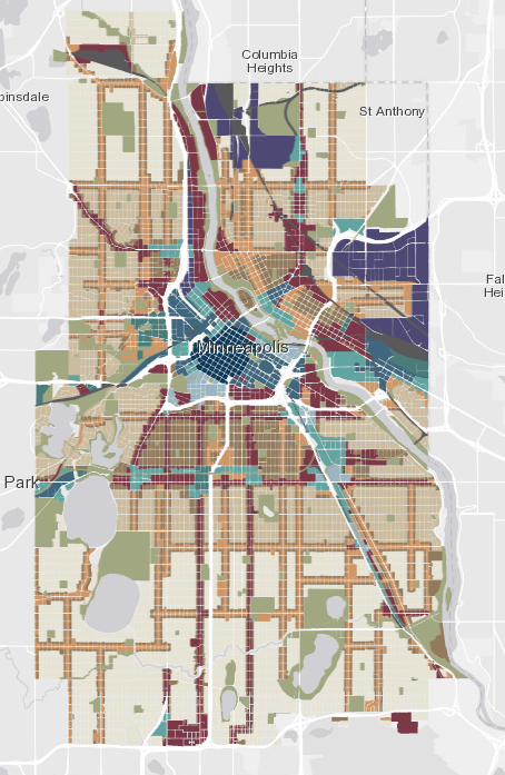 Taller  greener  more equitable  Minneapolis releases first draft of     Minneapolis  new zoning map