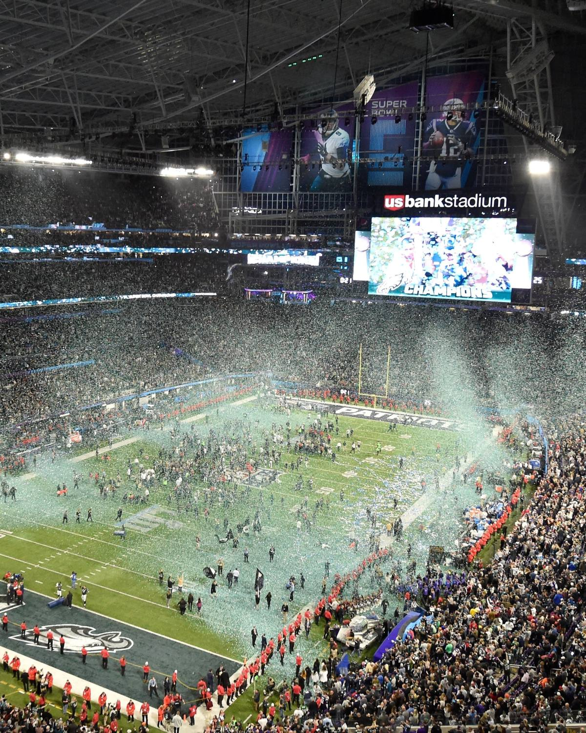 Minneapolis Super Bowl netted $370 million, report says | MPR News
