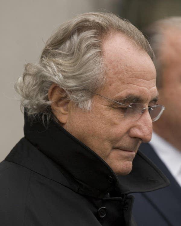 Bernard Madoff ordered to jail after guilty plea   MPR News