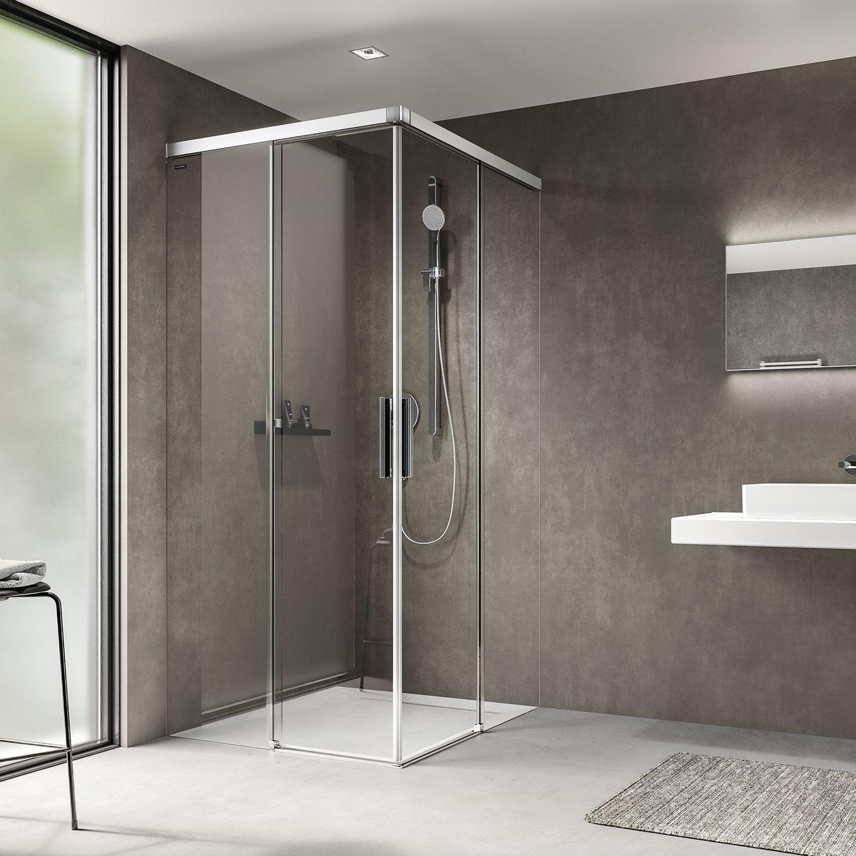 sliding shower screen bella vita 3