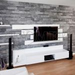 Marble Wall Cladding Black Marble Antique Tumbled Eymer Indoor Stone Look Decorative
