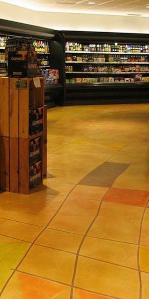 Smoothing Coating Indoor Floor For Concrete Skraffino