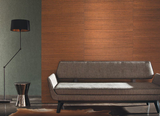 Texdecor Acrylic Wallcovering For Professional Use Non Woven Smooth Lodge