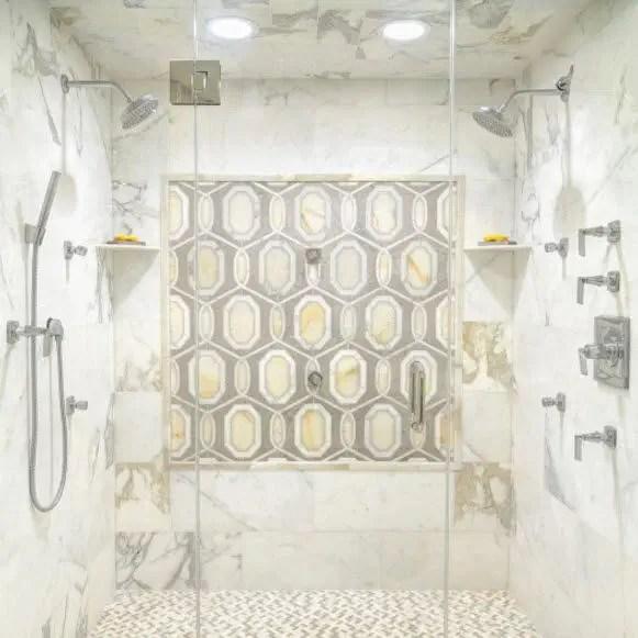 bathroom tile capri grey artistic