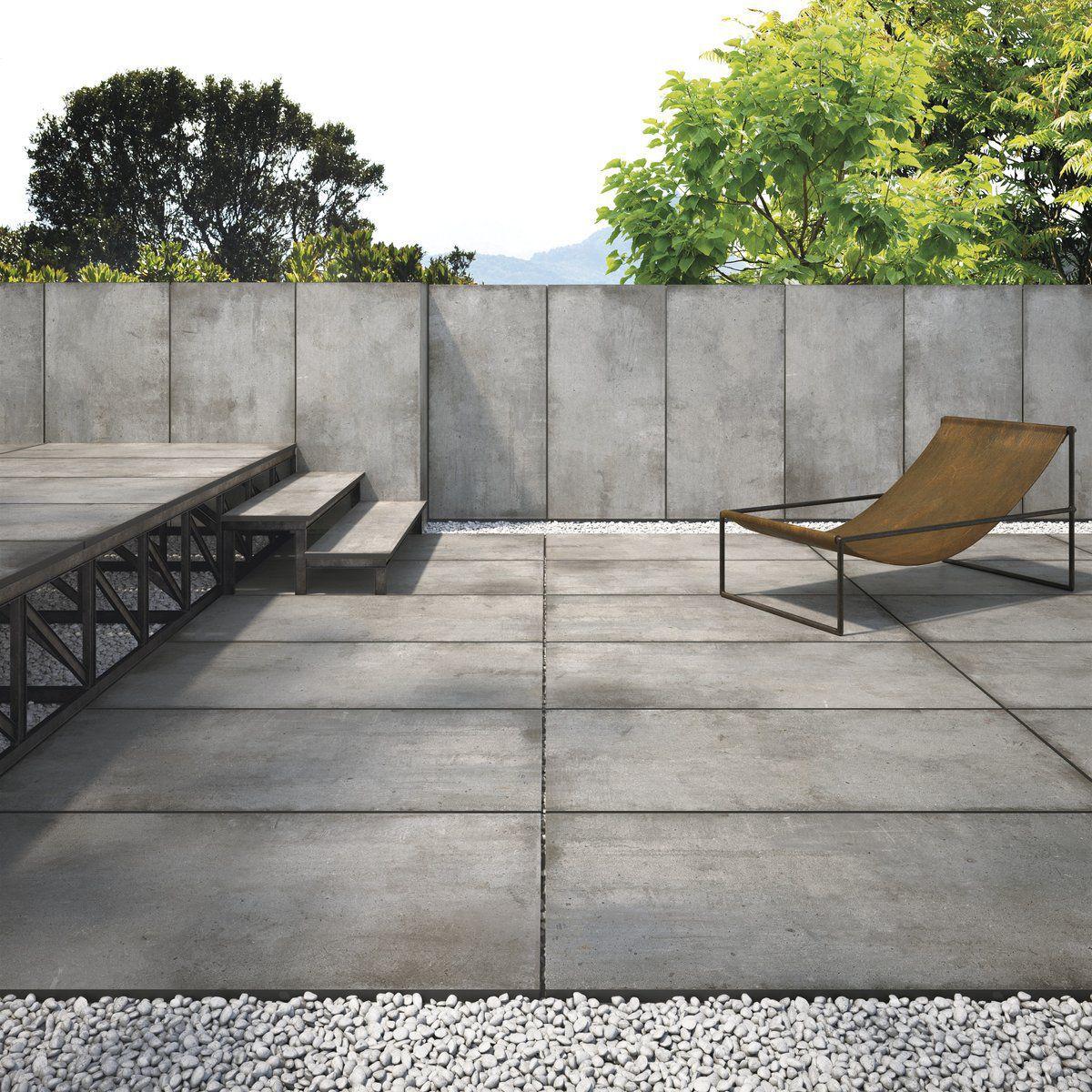 outdoor tile cm2 smoke ariostea
