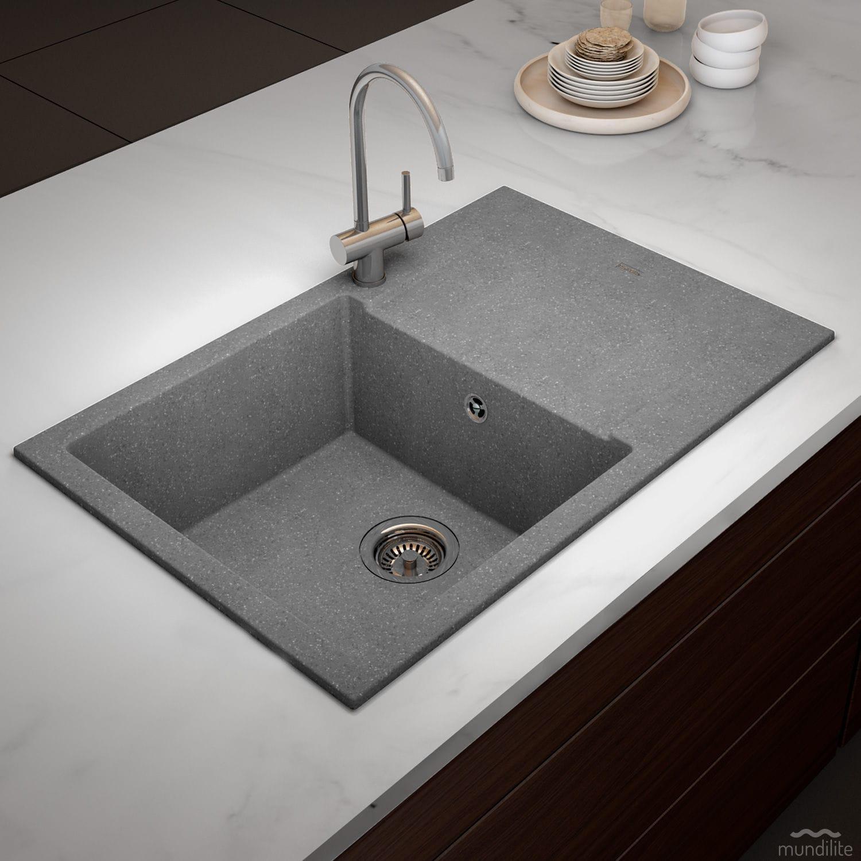 single bowl kitchen sink supreme 780