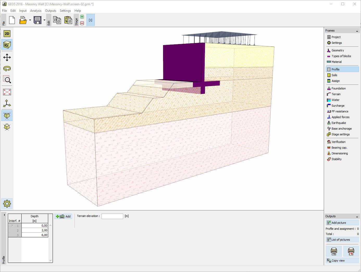 Design software - MASONRY - FINE - construction management