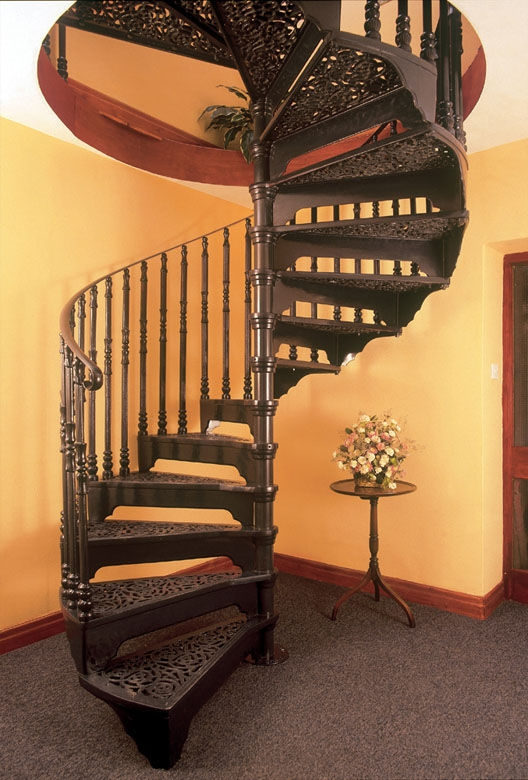 Spiral Staircase Victorian Spv1 British Spirals Castings | Cast Iron Spiral Staircase Cost | Balcony | Stair Parts | Stainless Steel | Low Cost | Shenzhen