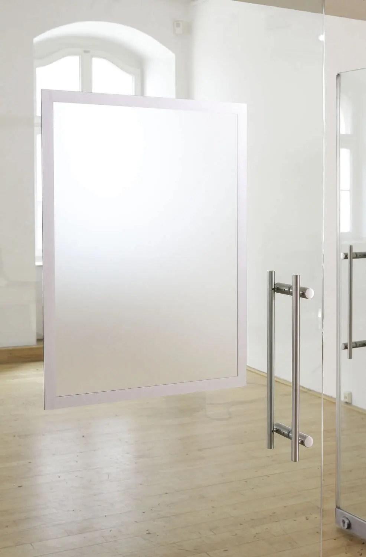 wall mounted display panel duraframe
