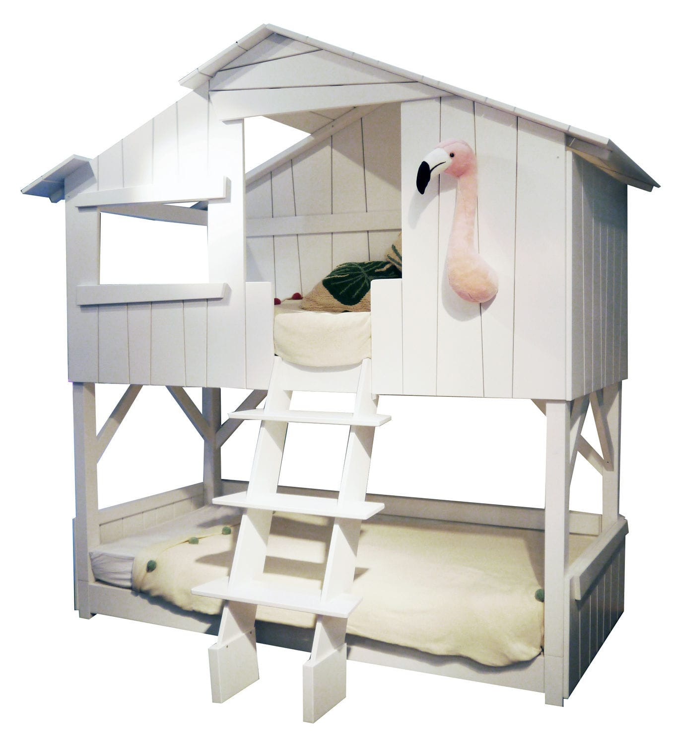Bunk Bed Playhouse Single Contemporary Cab Sup 90f