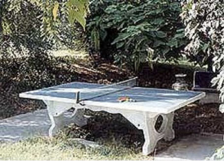 Outdoor Ping Pong Table For Playgrounds Ping Pong Vasart