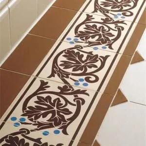 ceramic border tile greek key