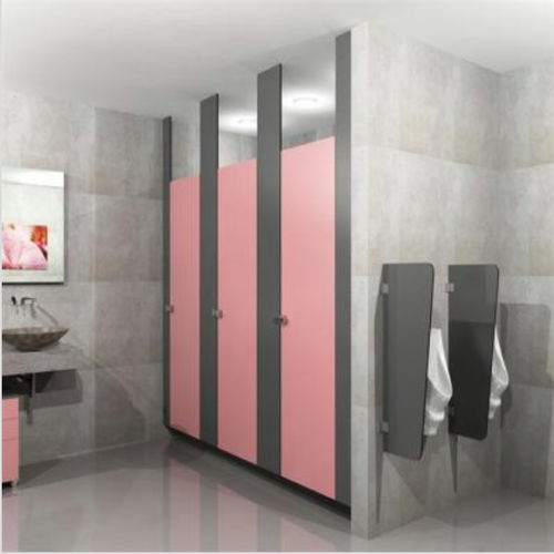 sliding partition / wall-hung / removable / fixed
