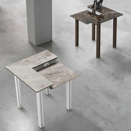 contemporary side table levels s