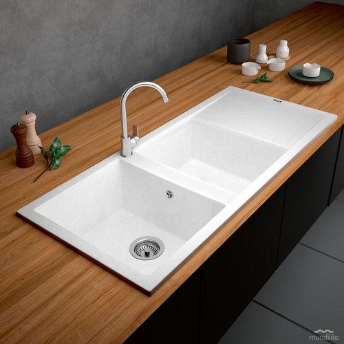 double kitchen sink supreme 1180
