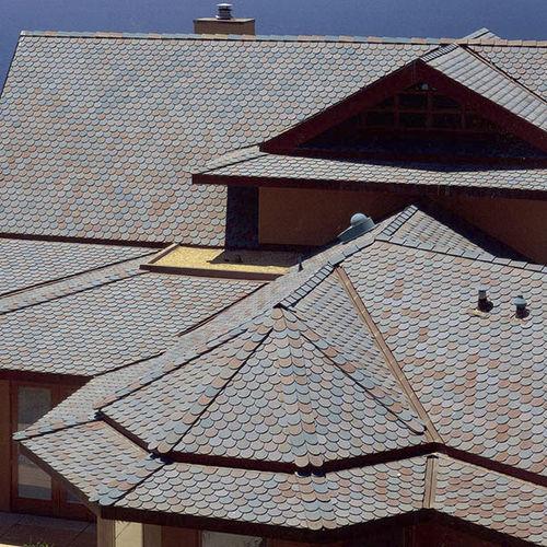 bullnose roof tile custom ludowici