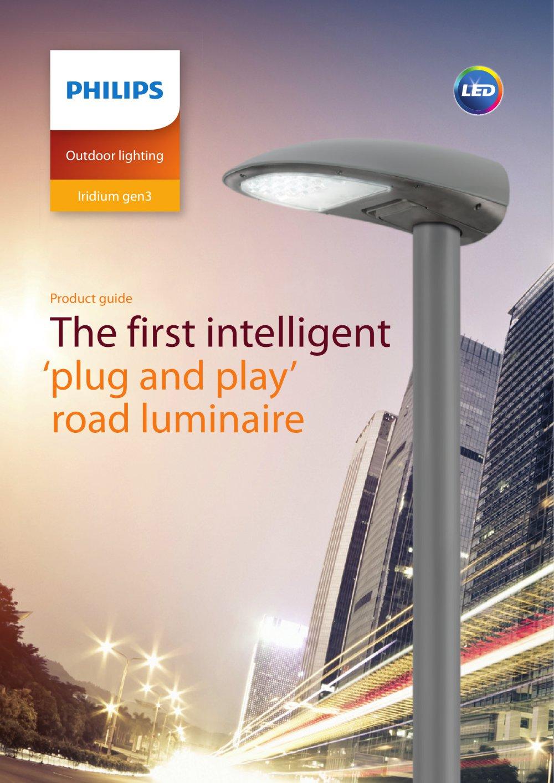 outdoor lighting iridium gen3 philips pdf catalogues