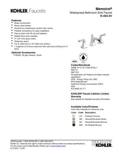 k 454 4v kohler pdf catalogs