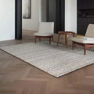 moderner teppich unite ligne pure