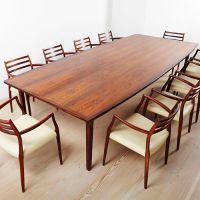 Esstisch / skandinavisches Design   1960 1969   paere ...