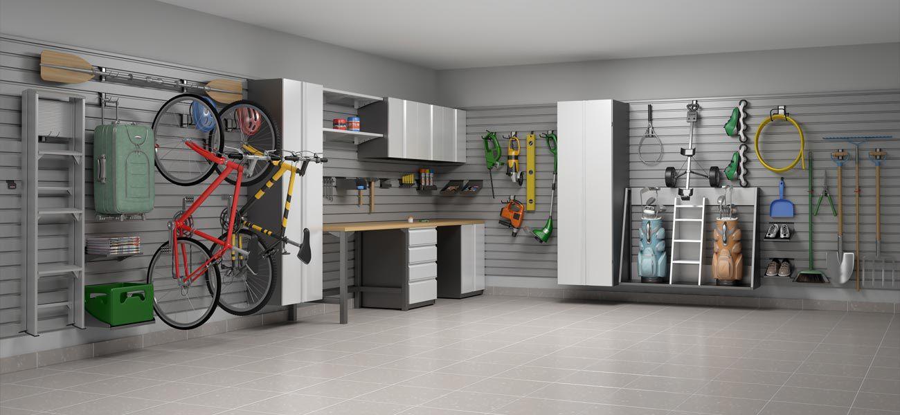 garage organizing system