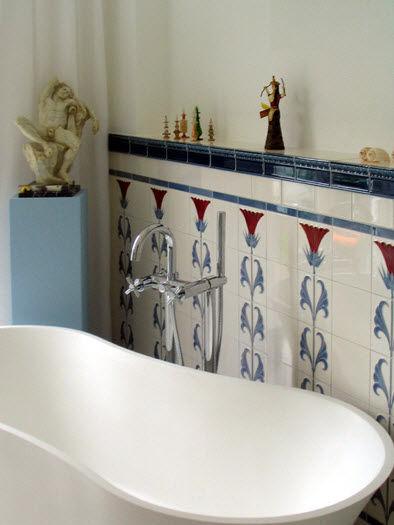 carrelage de salle de bain f 53a v1