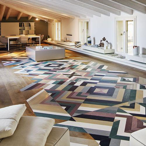 carrelage d interieur modena budri pour sol en marbre a motif geometrique