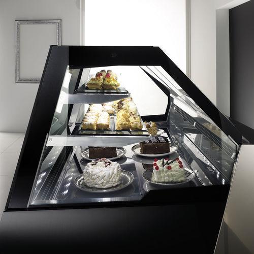 Vitrine Refrigeree Comptoir Metro Oscartek Pour Patisserie