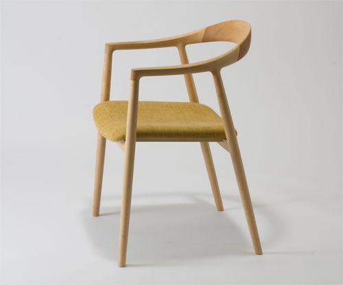 chaise contemporaine hata miyazaki