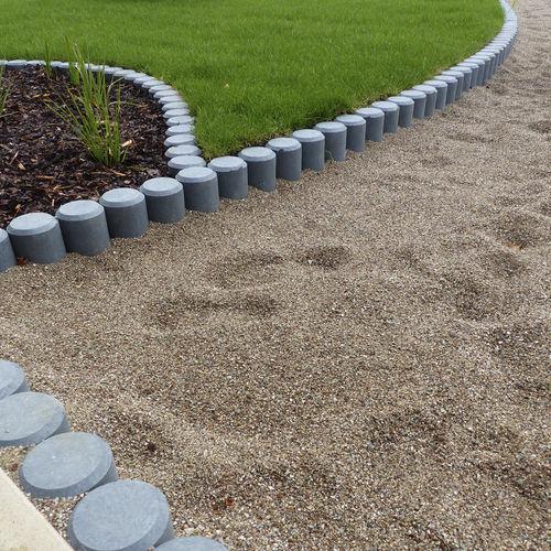 bordure de jardin palisade hahn
