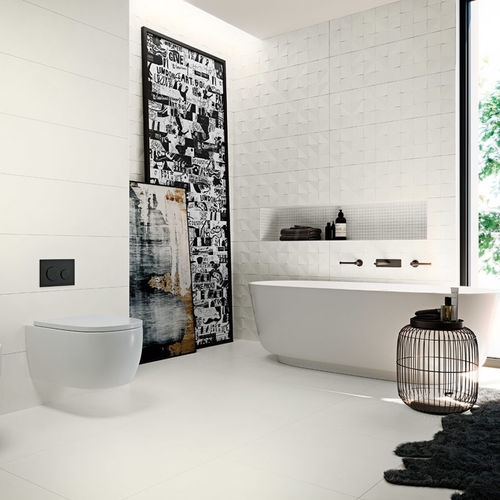 carrelage de salle de bain studio