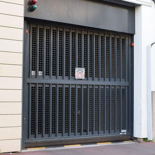 porte de garage sectionnelle safir