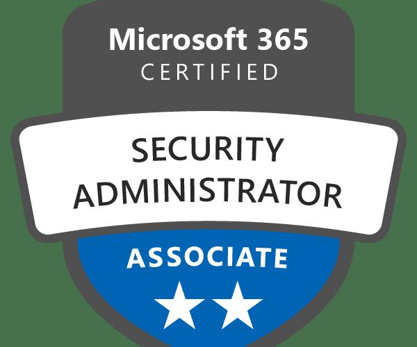 Microsoft 365 Security Administrator
