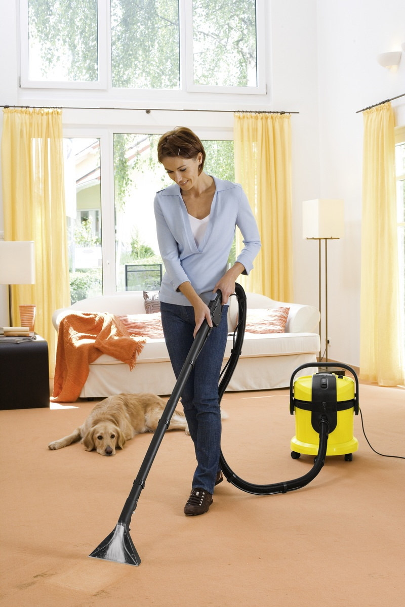 krcher nettoyage sols tapis se 4001