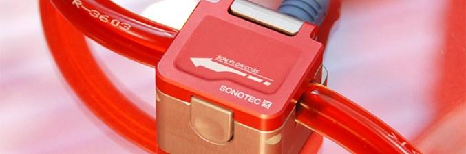 SONOTEC管夾式微小液體流量計Sonoflow