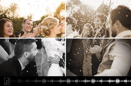 Screenshot: Müzik ve ses efektleri ekleyin