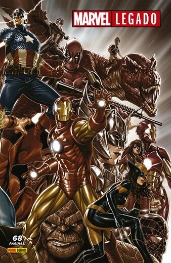 Resultado de imagem para Marvel Legado Panini
