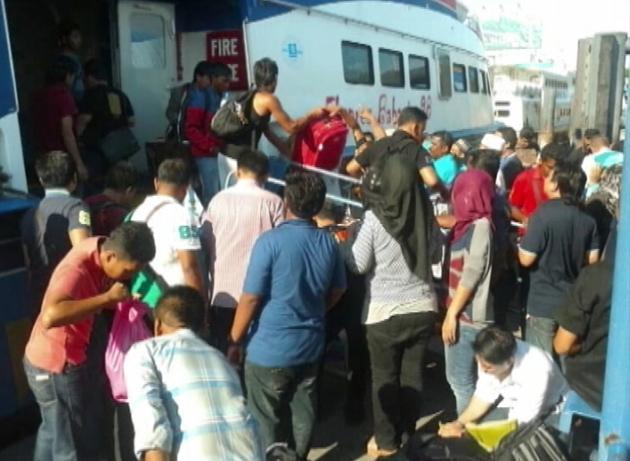 Langkawi ferry