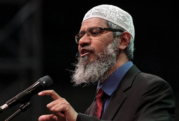 Image result for dr asri maza and zakir naik