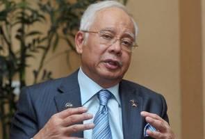 Dr Mahathir mahu saya jadi PM yang ikut arahannya - Najib