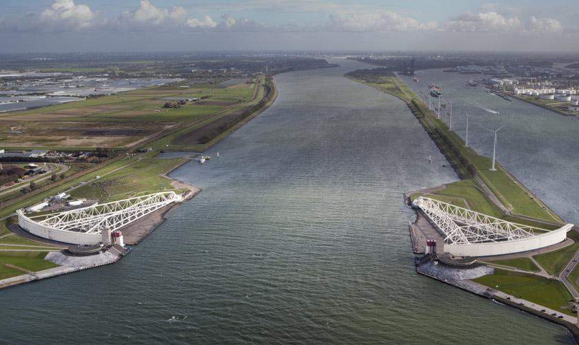 Selain pembinaan sistem pintu masuk air, orang Belanda telah lama memikirkan kaedah terbaik dalam pelan tindak balas umum sekiranya berlaku banjir. - Foto: rijkswaterstaat.nl
