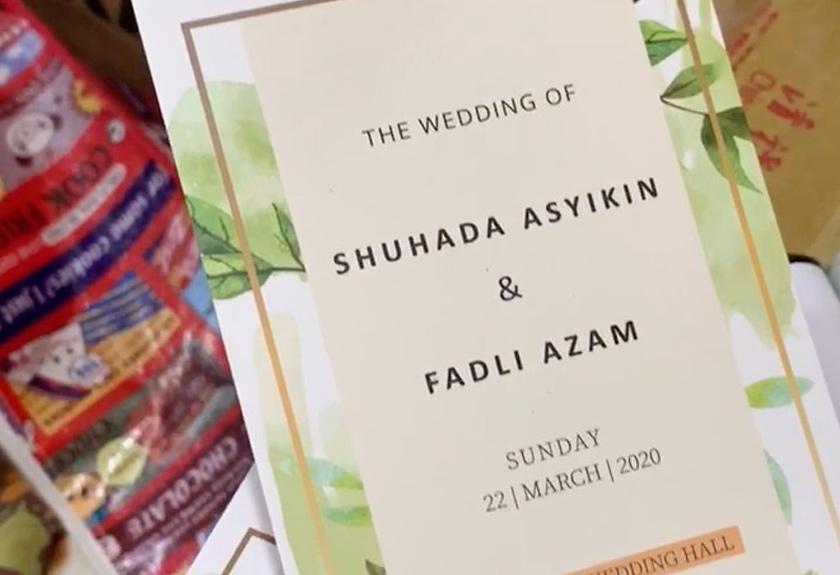 Nur Shuhada sepatutnya sudah bergelar isteri pada 21 Mac lalu.